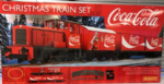 R1233 Hornby The Coca Cola Christmas Train Set